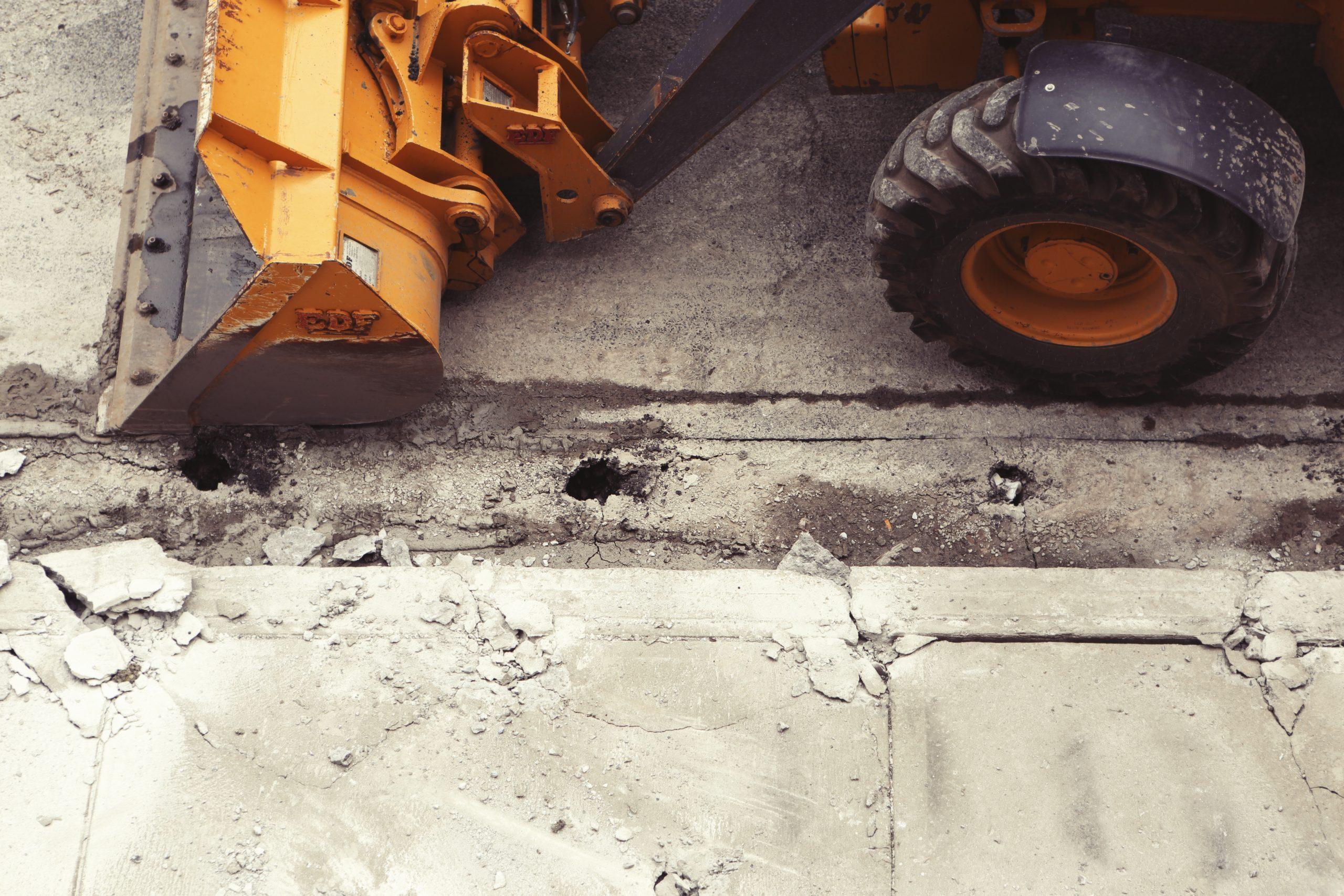 Symbolbild Bauprojekt