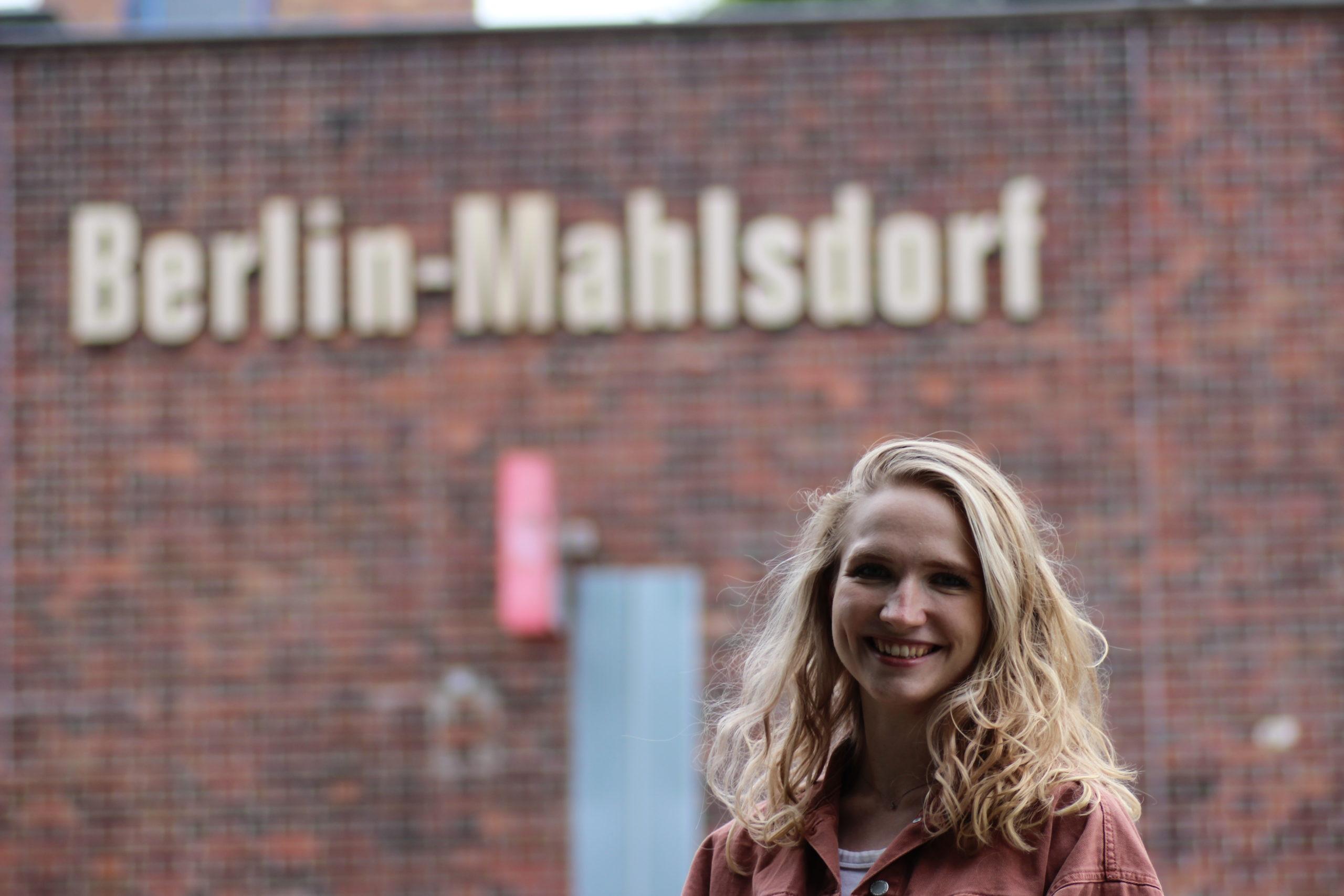 Bild von Luise am S-Bahnhof Mahlsdorf